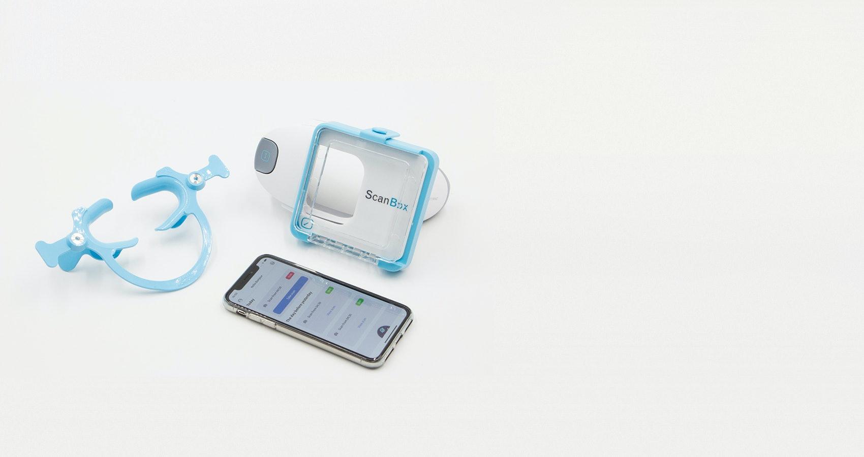 Dental Monitoring desktop type 1