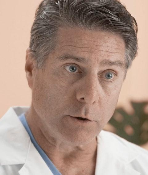 Candid Chief Orthodontist Dr. Lynn Hurst