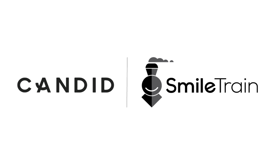 Candid x Smile Train